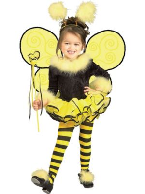Cute Bumble Bee Costume for Child
