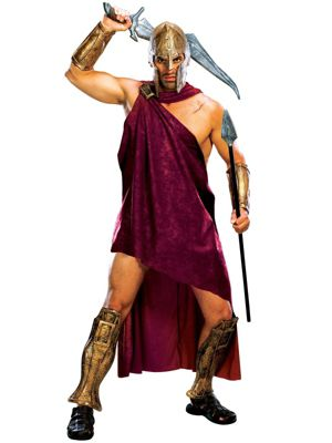 Spartan Costume From 300