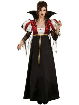 Adult Royal Vampira Costume