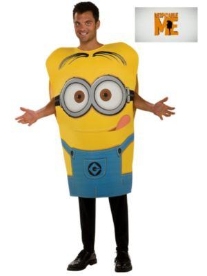 Adult Despicable Me Minion Dave Foam Costume
