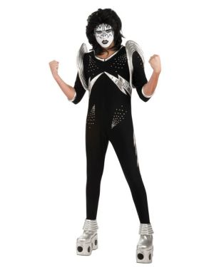 Adult Collector Kiss Space Man Costume
