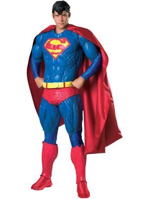 Adult Collectors Edition Superman Costume