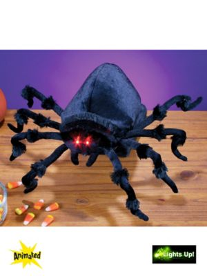 Animated Tabletop Jumping Spider