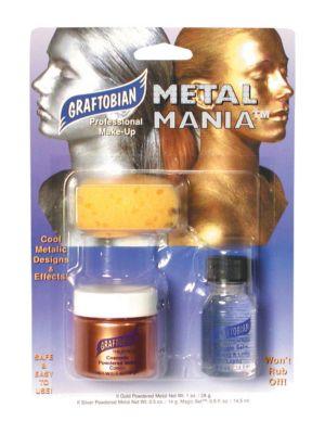 Graftopian Metal Mania Copper Makeup