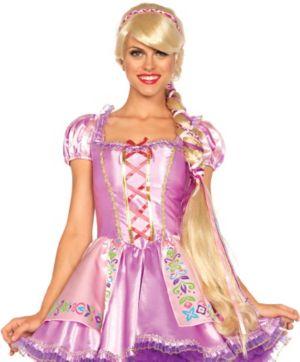 Women's Sexy Rapunzel Wig