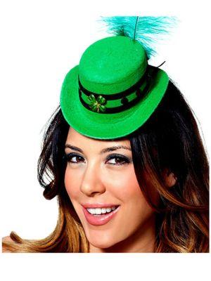 Mini St. Patrick's Day Hat