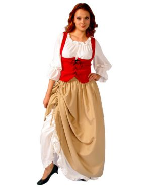 Adult Tavern Maiden Costume