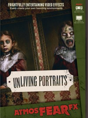 UnLiving Portraits DVD