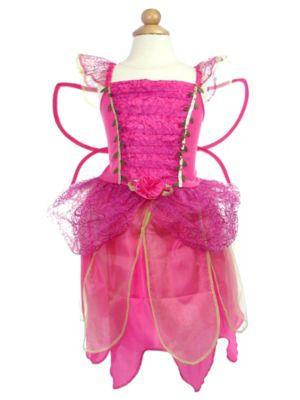Girl's Pink Fairy Dress Costume