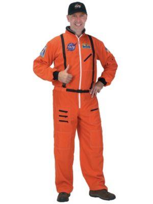 Astronaut Adult Costume with Cap