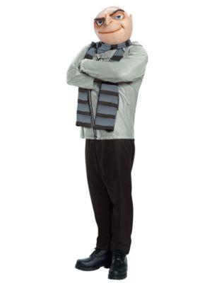 Adult Men's Despicable Me Gru Costume