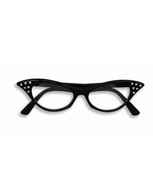 Black 50s Glasses
