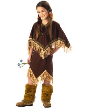 Princess Wildflower Costume for Child