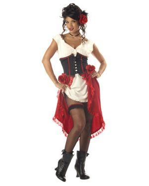 Adult Cantina Gal Costume