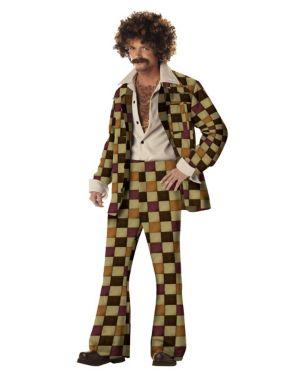 Adult Disco Sleazeball Costume