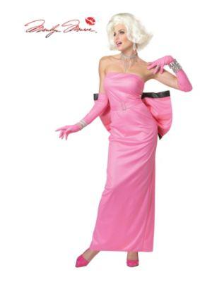"Adult Marilyn Monroe ""Diamonds"" Costume"