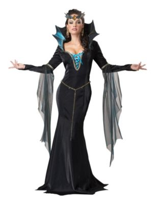 Sorceress Costume Accessories Evil Sorceress Costume For