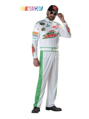 Adult Nascar Dale Earnhardt Jr Costume