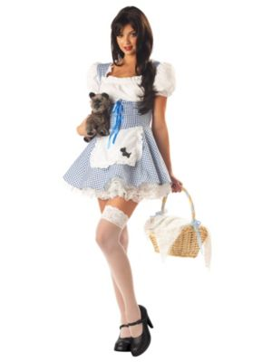 Adult Sized Storybook Sweetheart Costume