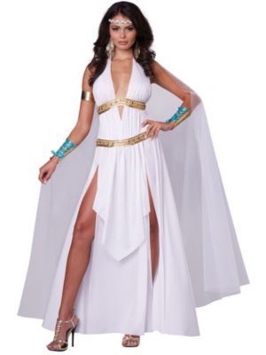Sexy Adult Glorious Goddess Costume
