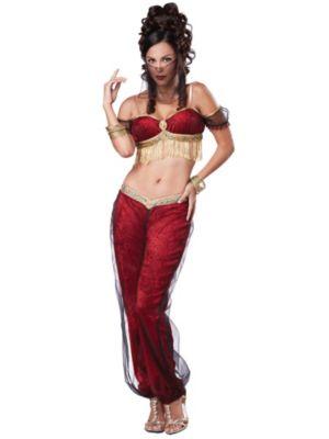 Sexy Adult Dreamy Genie Costume
