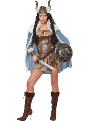 Adult Viking Vixen Costume