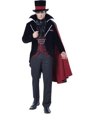 Adult Immortal Vampire Groom Costume