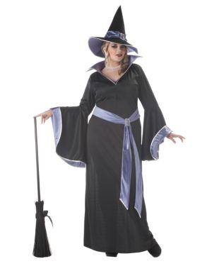 Adult Plus Incantasia The Glamour Witch Costume