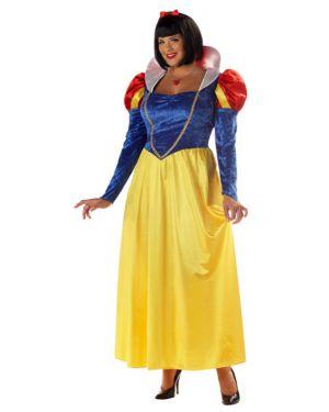 Snow White Womens Plus Costume