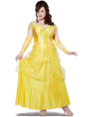 Adult Plus Size Classic Beauty Costume