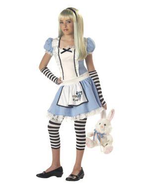 Child Storybook Alice Costume