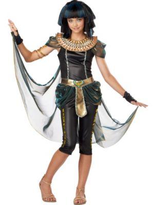 Dark Egyptian Princess Costume Dark Egyptian Princess Costume