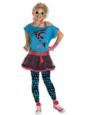 Valley Girl Teen Costume