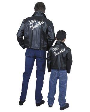 Adult Mens Thunderbirds Jacket Costume