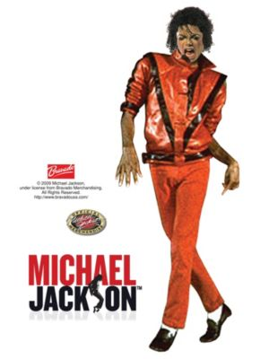 Michael Jackson Thriller Jacket for Adults
