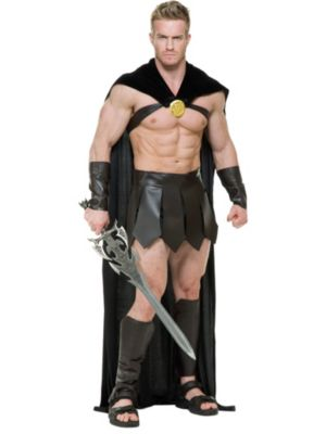 Adult Spartan Legions Cross Shoulder Costume