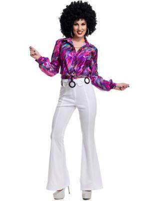 Adult 70's Hottie Disco Pants Costume