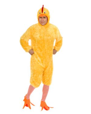 Funky Chicken Plus Size Adult Costume