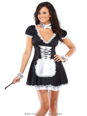 Adult Chamber Maid Costume