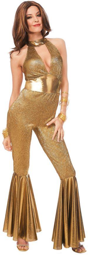 Sexy Adult Disco Diva Costume