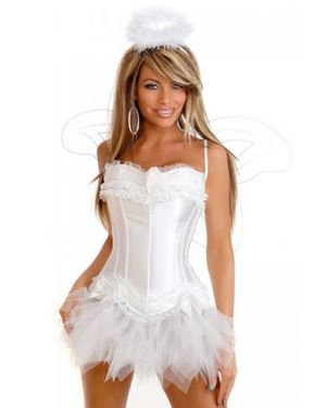 Women's Sexy Angel Costume