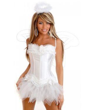 Women's Sexy Angel Costume