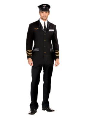Captain Hugh Jorgan Costume for Adult