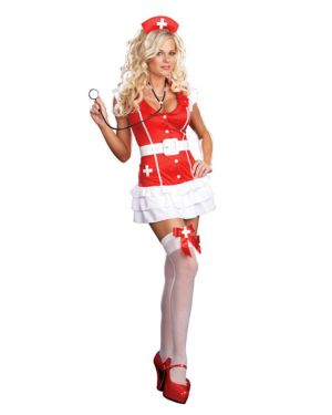 Vital Signs Sexy Womens Costume