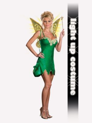 Light Up Pixie Lust Sexy Fairy Costume