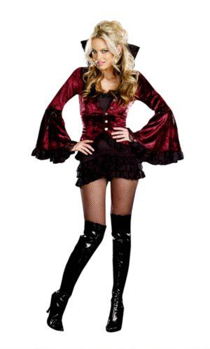 Sexy Fangtastic Vamp Vampire Women's Costume