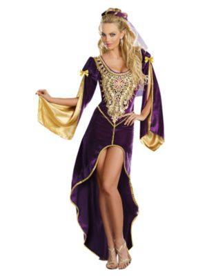 Adult Queen of Thrones Renaissance Costume