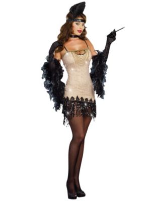 Sexy Adult Jazzy Jezebell Costume