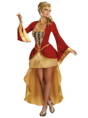 Sexy Adult Royally Yours Costume