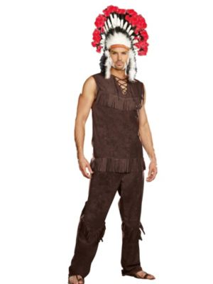 Adult Chief Long Arrow Costume